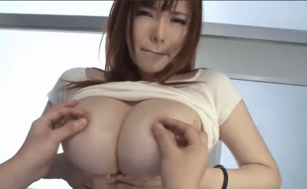 担任の沖田杏梨先生の夢にまで見たノーブラおっぱいを揉みしだいて乳首コリコリ出来るなんて!!